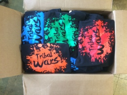 Journey - Tribal Wars Tees